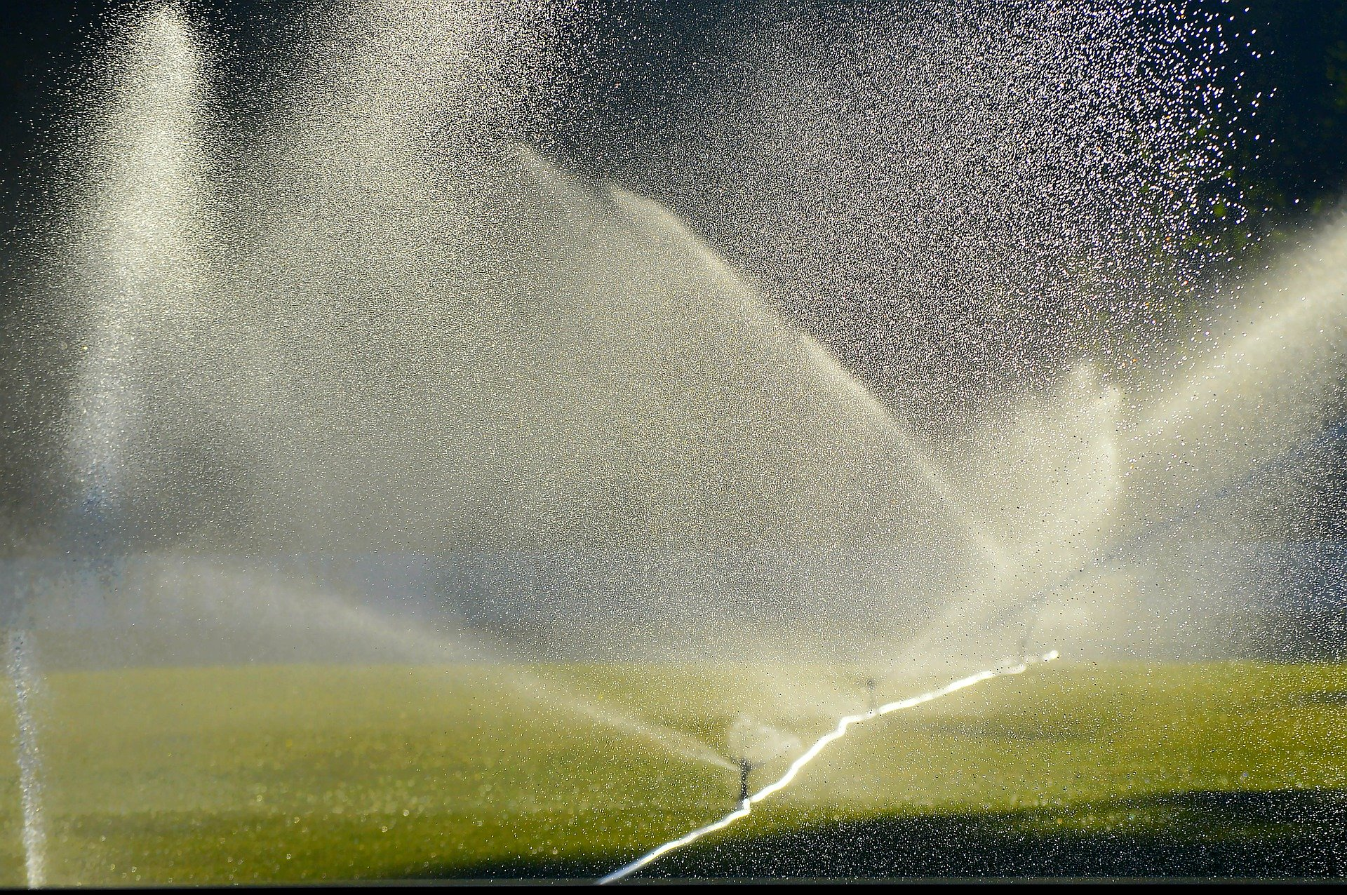 lawn irrigation in salem oregon